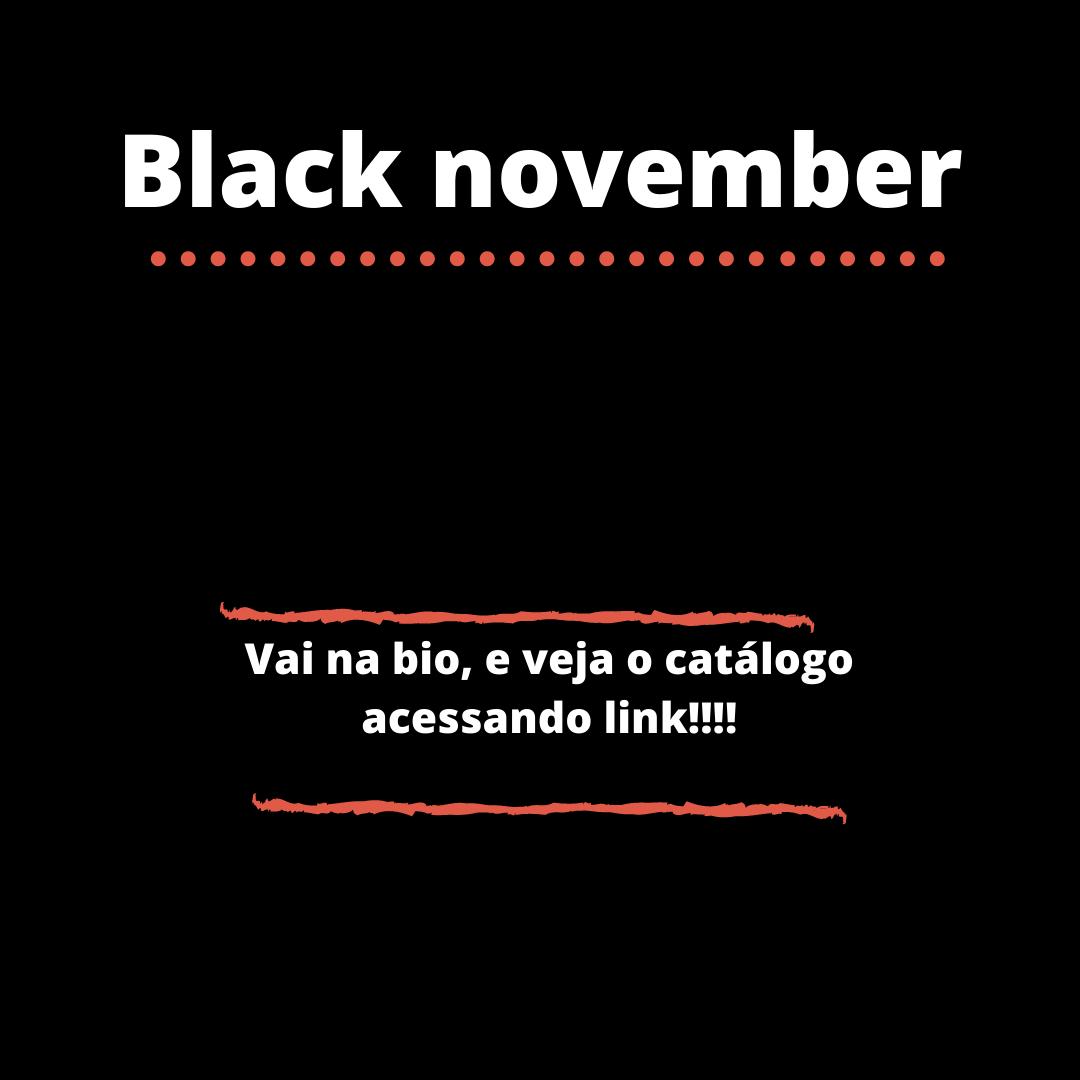 sobre black november